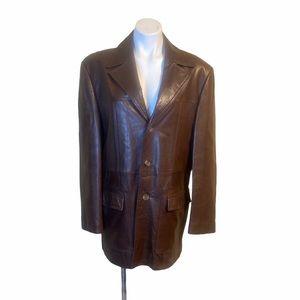 Stratojac leather jacket